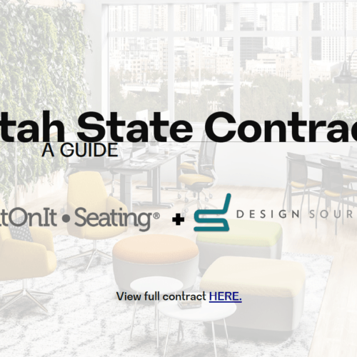 SitOnIt/Utah State Contract Guide 2020